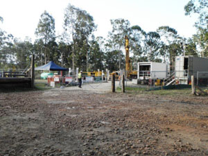 Help Needed At Glenugie CSG Drilling Blockade Site