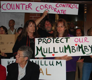 Mullumbimby says NO to Woolworths Development at Council Meeting